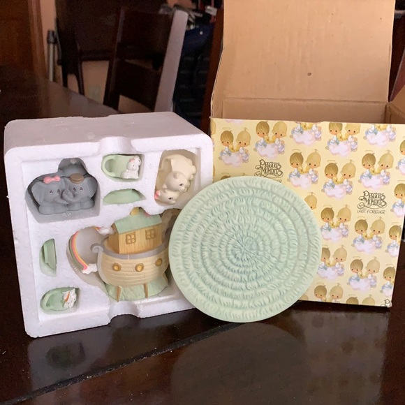 PM Noah's Ark Mini Tea Set NIB 1